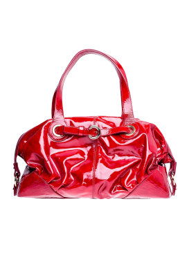 Gloss Red Bag-0