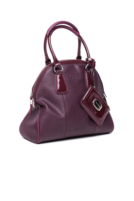 Mulberrie Blaize Varnished Handbag-2