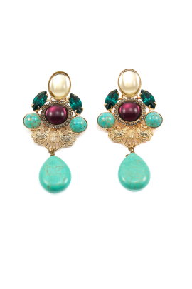 Cleopatra Earrings-0