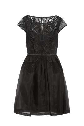Black Maxime Dress-3