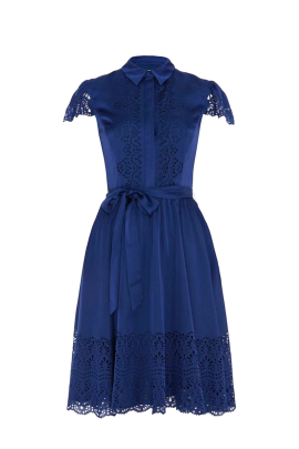 Blue Jacques Dress-3