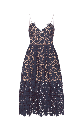 Azaelea Navy Dress-0