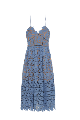 Azaelea Blue Dress-0