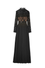 Mia Pleated Gown