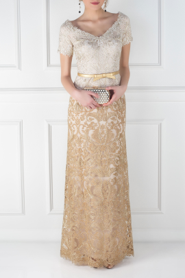 Golden Mito Gown-0