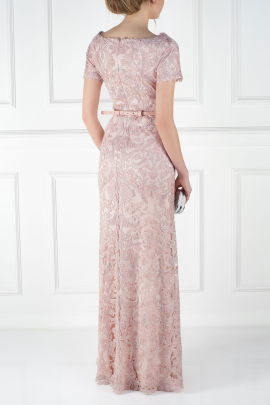 Blush Pink Mito Gown-1
