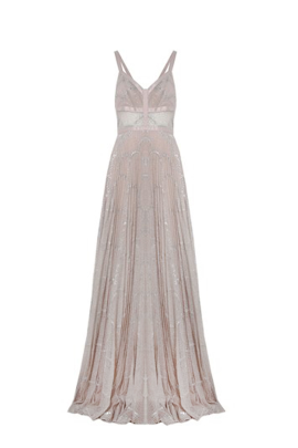 Blush Isabella Dress-2