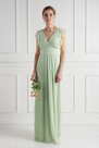 Lyon Spring Green Dress