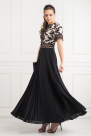 Georgeanne Floral Gown