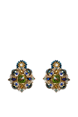 All-of-blue Earrings / VILNIUS-0