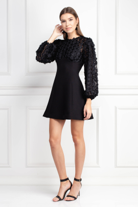 Mirrors Long Sleeve Dress-1