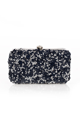 Sequin Clutch Bag-0