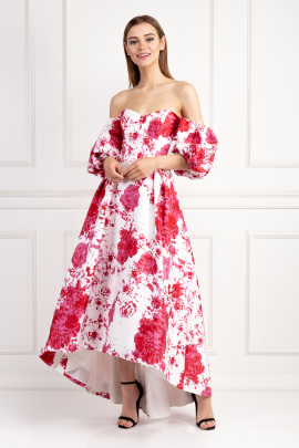 Dream On Floral Dress / VILNIUS-0