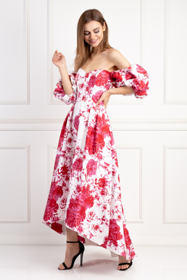 Dream On Floral Dress / VILNIUS-1