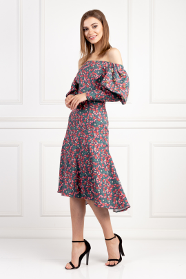 Miss Me Floral Dress / VILNIUS-1