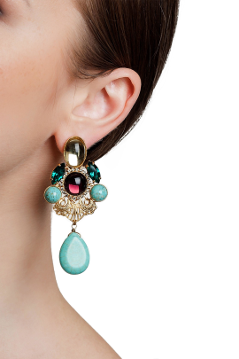Cleopatra Earrings-1
