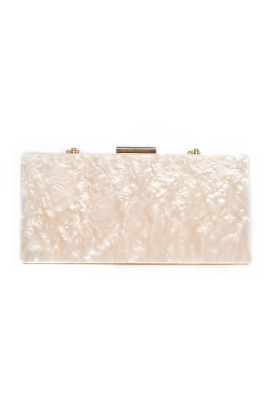 Luxe Marble Clutch Bag-0