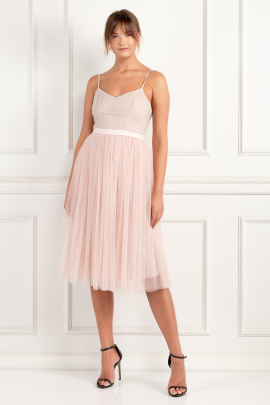 Blossom Pink Ballet Dress-1