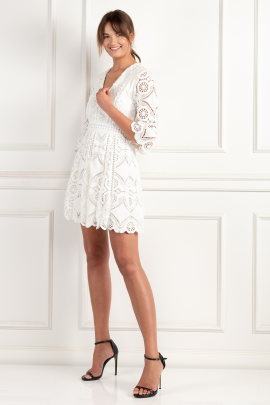 White Webb Dress-1