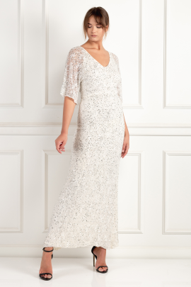 * Cante Lace Gown -0