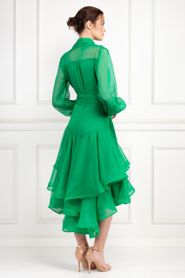 Cuba Emerald Dress -2