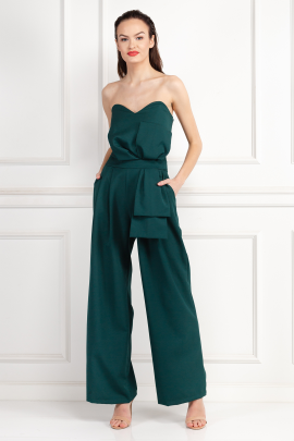 Green Jumpsuit-1
