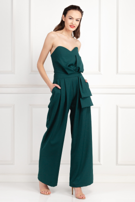 Green Jumpsuit-0