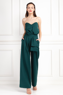 Green Jumpsuit-2
