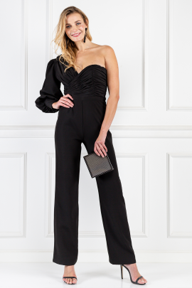 * Rita Black Jumpsuit-0