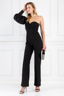 * Rita Black Jumpsuit-1