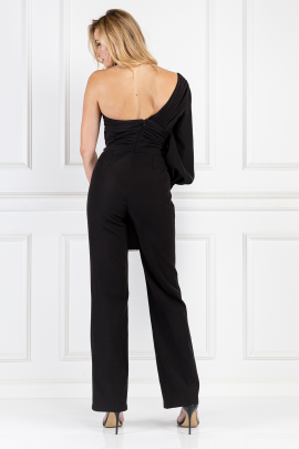* Rita Black Jumpsuit-2