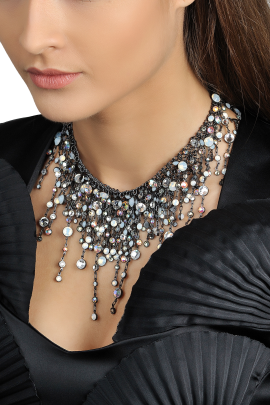 White Rain Necklace-1
