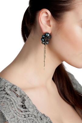Bubble Dance Earrings-1