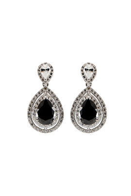 Black Magic Earrings-0