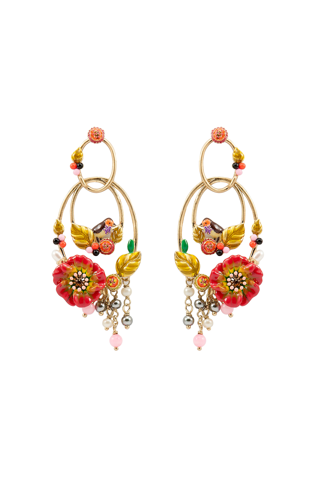 Touch Of Spring Earrings