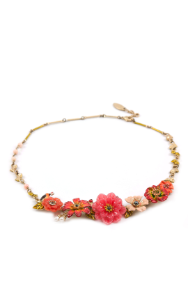 Touch Of Spring Necklace-0