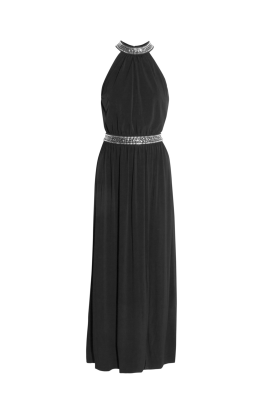 Embellished Stretch Gown-0