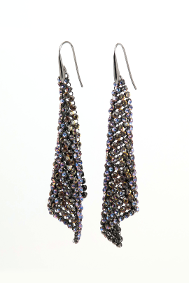 Lady Night Earrings-2