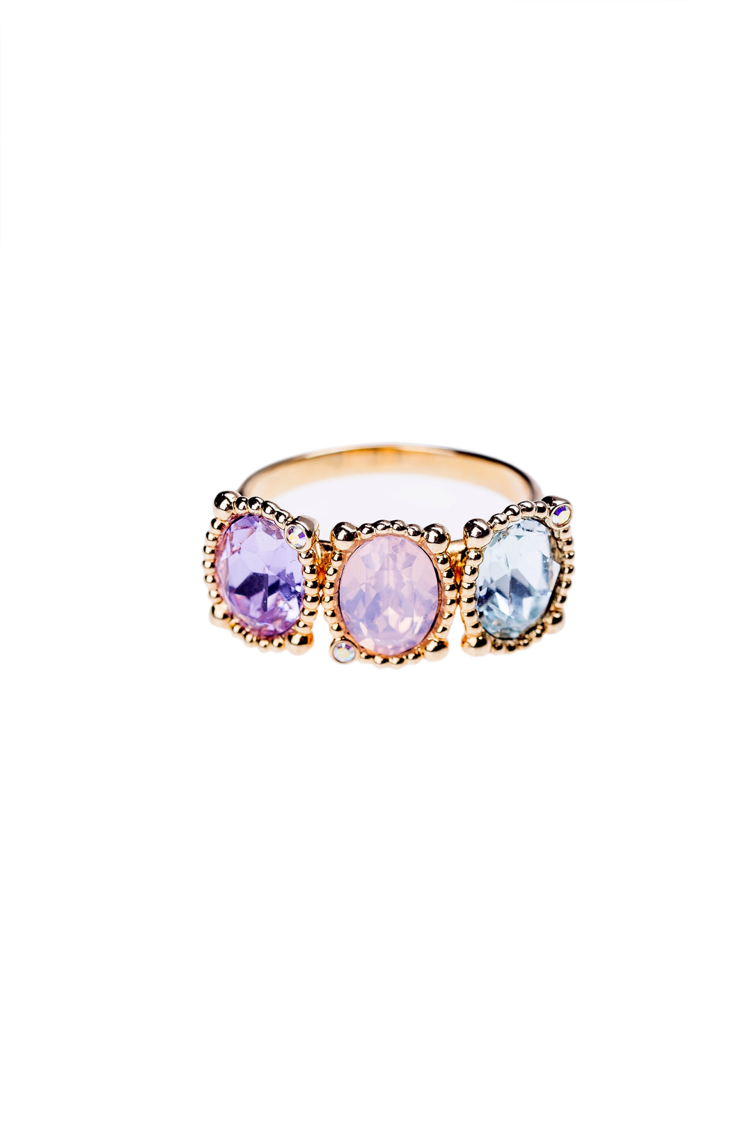 Color Shyness Ring