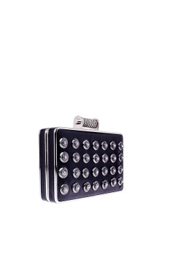 Black Crystal Minaudiere-2