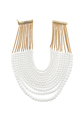 Raissa Beaded Necklace-0