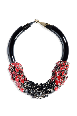 Collana Strass Necklace / VILNIUS-0