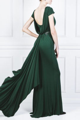 Green Gown-4