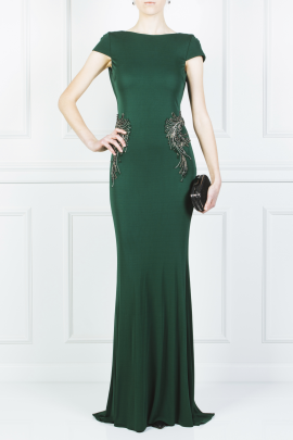 Green Gown-1