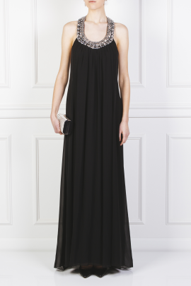 Willemma Silk-chiffon Gown-1