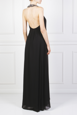 Willemma Silk-chiffon Gown-3
