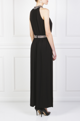 Embellished Stretch Gown-5