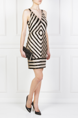 Collection Chevron Dress-2