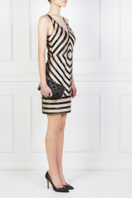 Collection Chevron Dress-3