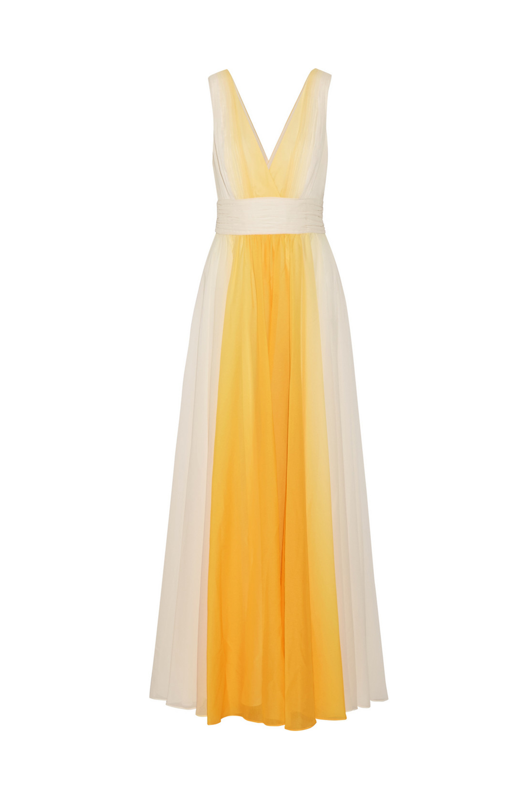 Ombre Chiffon Dress